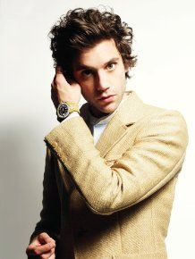 Mika - The Boy Who Knew Too Much promo photoshoot (by Julian Broad)