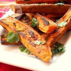 Orange Kumara Chips @ allrecipes.com.au