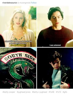 Honestly I love him as a serpent. <3 but only if it dosent break up bughead