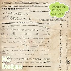 free doodles