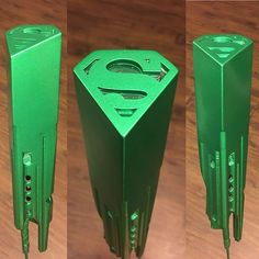 Kryptonian command key