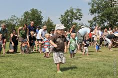 All ages in this race! #joyofsport http://www.leifnorman.net/family-sports-pavilion-and-formal-program-august-4-2014/