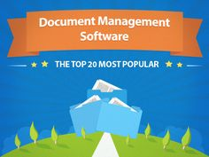 "Doccept has been featured in   @Capterra's  ""Top 20 Most Popular Document Management Software"" Infographic for the 2nd Year in a row. #documentmanagement"