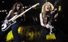 College launches UKs first Heavy Metal degree - Telegraph