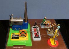 Suitcase, Steam Engine, Briefcase