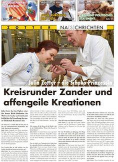 Cover Naschrichten Ausgabe 8