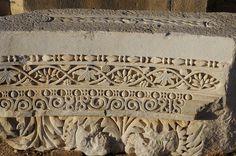 Stone Detail From Gadara's Nymphaeum | Flickr – Condivisione di foto!