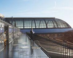 Por uma Paris mais cristalina Gran Palais ganhará cara nova