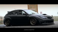 subaru sti hatchback slammed - Google Search
