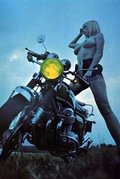 Honda, 1973.