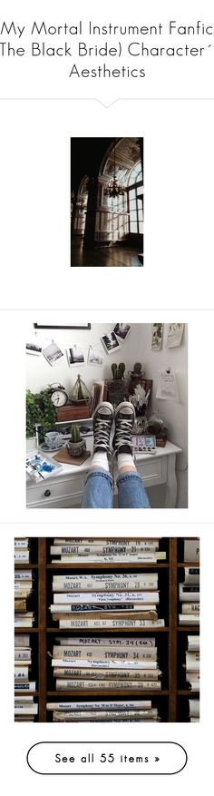 """""""My Mortal Instrument Fanfic (The Black Bride) Character´s Aesthetics"""" by falloutgirllovesnicodiangelo ❤ liked on Polyvore featuring home, home decor, inspirational home decor, cactus home decor, photos, pictures, backgrounds, pics, aesthetic and filler"""
