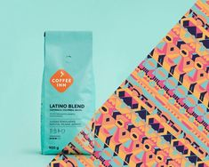 Coffee packaging for local Lithuanian coffee chain Coffee Inn. Cool Packaging, Coffee Packaging, Bottle Packaging, Coffee Names, Coffee Varieties, Blended Coffee, Creative Industries, Packaging Design Inspiration, How To Memorize Things
