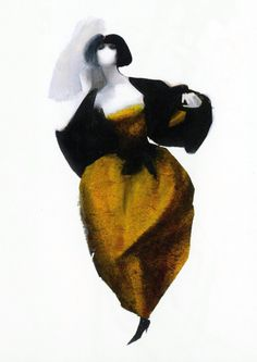 Decoy Magazine: The Fashion Illustrations and Working Sketches of Jean Paul Goude. Art And Illustration, Fashion Illustration Vintage, Fashion Illustrations, Moda Fashion, Fashion Art, Jean Paul Goude, Pop Art, Street Art, Mellow Yellow