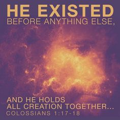 THE CENTRALITY OF CHRIST  He is before all things and by Him all things hold together. He is also the head of the body the church; He is the beginning the firstborn from the dead so that He might come to have first place in everything. Colossians 1:17-18 HCSB VERSE OF THE DAY via @youversion  ENCOURAGING WORD OF THE DAY via @kloveradio @air1radio  http://ift.tt/1H6hyQe  Facebook/smpsocialmediamarketing  Twitter @smpsocialmedia  #Bible #Quote #Inspiration #Hope #Faith #FollowMe #Follow…