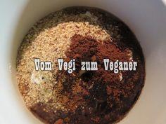 Vom Vegi zum Veganer: Spekulatiuskugeln mit Rapsöl