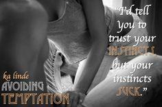 Avoiding Temptation Teaser #8