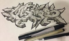 Did this for a friend - MYERS by NoverGWB #graffiti #blackbook