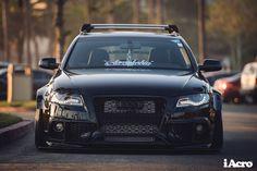 #RilberertyWalk Widebody Audi A4