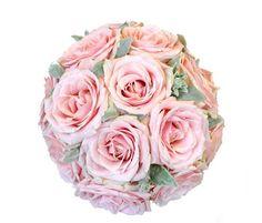 Rose Stabilisée, Decoration, Flowers, Plants, Roses, Color, Decor, Pink, Rose