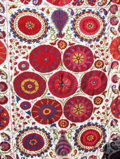 бухарская традиционная вышивка. BUHARA TRADITIONAL EMBROIDERY