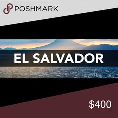 OOT ON MISSION TRIP UNTIL 03/10 Shipping will resume 3/10 - thanks for your support!  $400 posh dollars will be used to purchase food baskets for families and many clothing items will be donated to women and men in El Salvador! Your purchases helped change lives! Thanks! Other