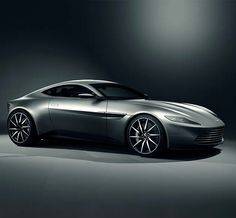 The 007 franchise is known for all kinds of awesome, time-honored traditions. Namely, the Aston Martin DB10, which will be starring alongside Daniel Craig in the upcoming film Spectre.