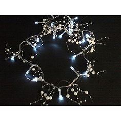 Perfect Holiday 20-Light 4 ft. Fairy String Lights