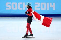 Sochi Olympics: Charles Hamelin Wins Gold In 1500 M