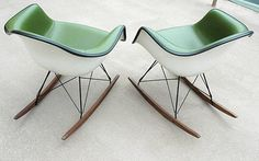 eames leather? #eames #chair #furniture