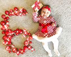 #christmasbaby #christmas #babyclothes #babyshowerideas #babygirl #bossbabe #babymodel
