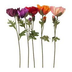 Floreros, cuencos y flores - Cuencos y platos & Floreros - IKEA