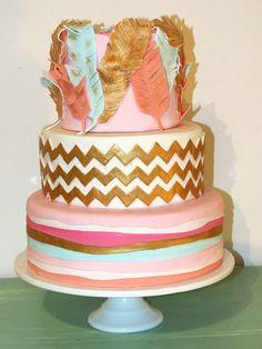 bohemian birthday cake - Google Search