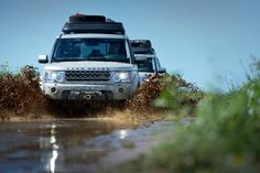 Land Rover Expedition through North America!