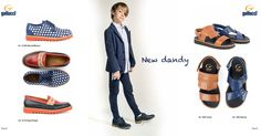 NEW DANDY COLLECTION #galluccishoes #galluccilookbook #lookbook #SS16 #spring #summer #collection
