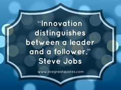 Steve Jobs Innovation #Quotes #Quote