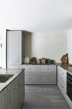 The kitchen in Julie Brandts house is designed by herself, Julie Brandt Interior & Design.