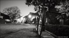 bicyclist abroad: Nightride to Oktoberfest (Coffeeneuring Waypoint N...