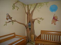 winnie the pooh nursery - Google Search