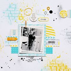 ★Scraptherapie★: {DT ColorConspiracy>>>A Graphic LOop layout}