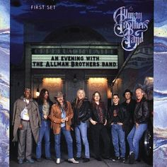 Allman Brothers Band An Evening With The Allman Brothers Band 1st Set