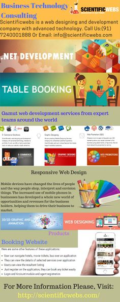 Scientificwebs is a web designing and development company with advanced technology. Call Us:(91) 7240001888 Or Email: info@scientificwebs.com Technology Consulting, Business Technology, Mobile Web Design, Responsive Web Design, Web Development, Ecommerce, Life, E Commerce