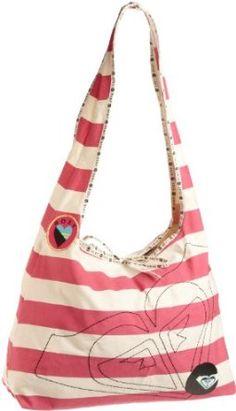dc00f86a47cc Amazon.com  Roxy Juniors Sparrow Artwork Print Shoulder Bag  Clothing Neon  Bag