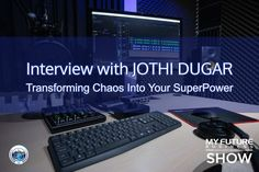 My Future Business Interview with Jothi Dugar  #thechaosguru #wellness #jothidugar  Hi, and welcome to the show!  On today's My Future Business Show I have the pleasure of spending time with author, speaker, holistic wellness specialist, dance director, and an award-winning female cybersecurity executive, Jothi Dugar.  With a lifelong commitment to empowering people to take charge of their health, wellness, career, and their life as a whole, Jothi founded the Power of Healing 360 holistic… On Today, Public Relations, Insight, How To Become, Interview, This Book, Book 1, Future, State University