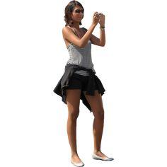 Girl with Camera   Immediate Entourage