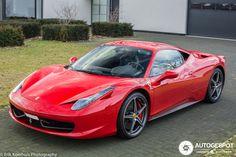 Ferrari 458 Italia Luxury Sports Cars, Exotic Sports Cars, Gta, Ferrari 458 Italia Spider, Ferrari Scuderia, Ferrari Car, Lamborghini, Lifted Ford Trucks, E Type