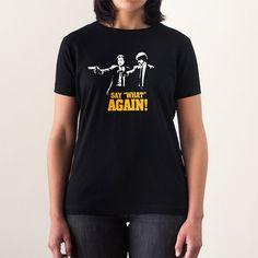 Camiseta Pulp Fiction para conmemorar su 20 aniversario - LolaCamisetas - Tienda de camisetas originales y divertidas