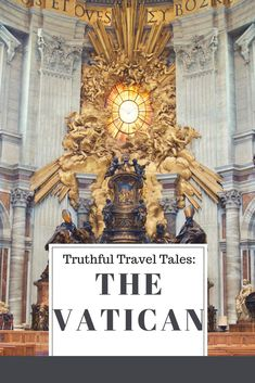 The Vatican is beautiful, as long as you make it there in time for your tour!!! Find out my favorite parts of the Papal Museums #vatican #pope