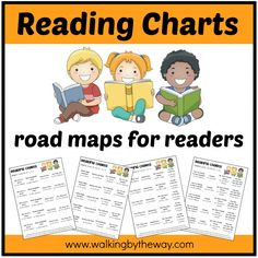 Reading Charts  REALLY like this idea ~KC