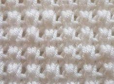 Crochet Crocodile Stitch, Tunisian Crochet Stitches, Knitting Patterns, Crochet Patterns, Bargello, Baby Booties, Pattern Fashion, Create, Tunisian Crochet