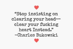 12 Times Poet Charles Bukowski Made Us Weak In The Knees